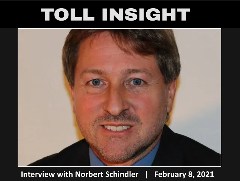 TOLL INSIGHT Interview image